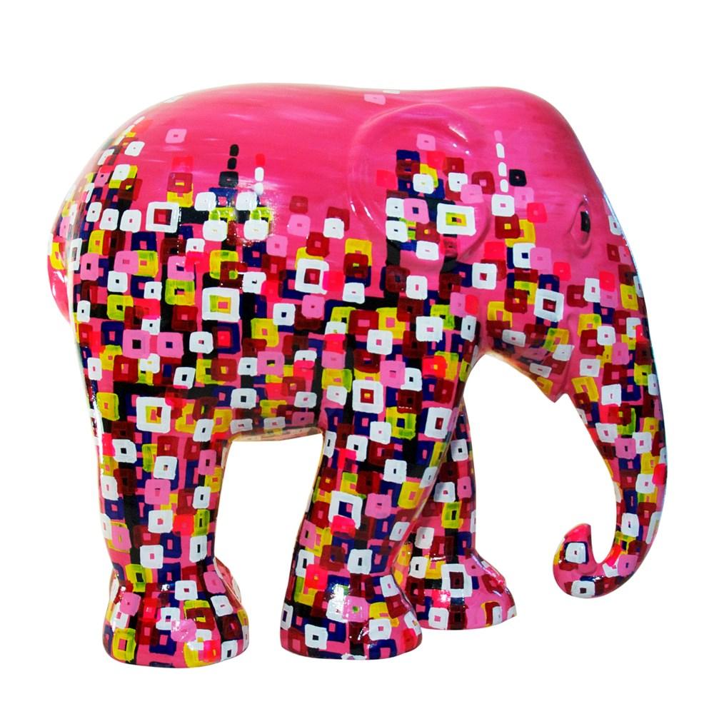 Elephant Parade concrete jungle ltuziasm art artist l-tuziasm dutch the netherlands