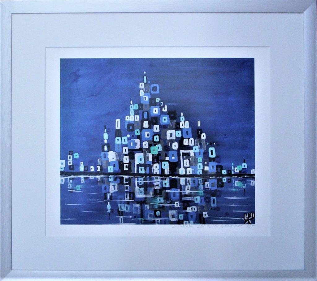 giclee-fine-art-print-l-tuziasm-kunstenaar-artist-utrecht-city-reflection-museumglas