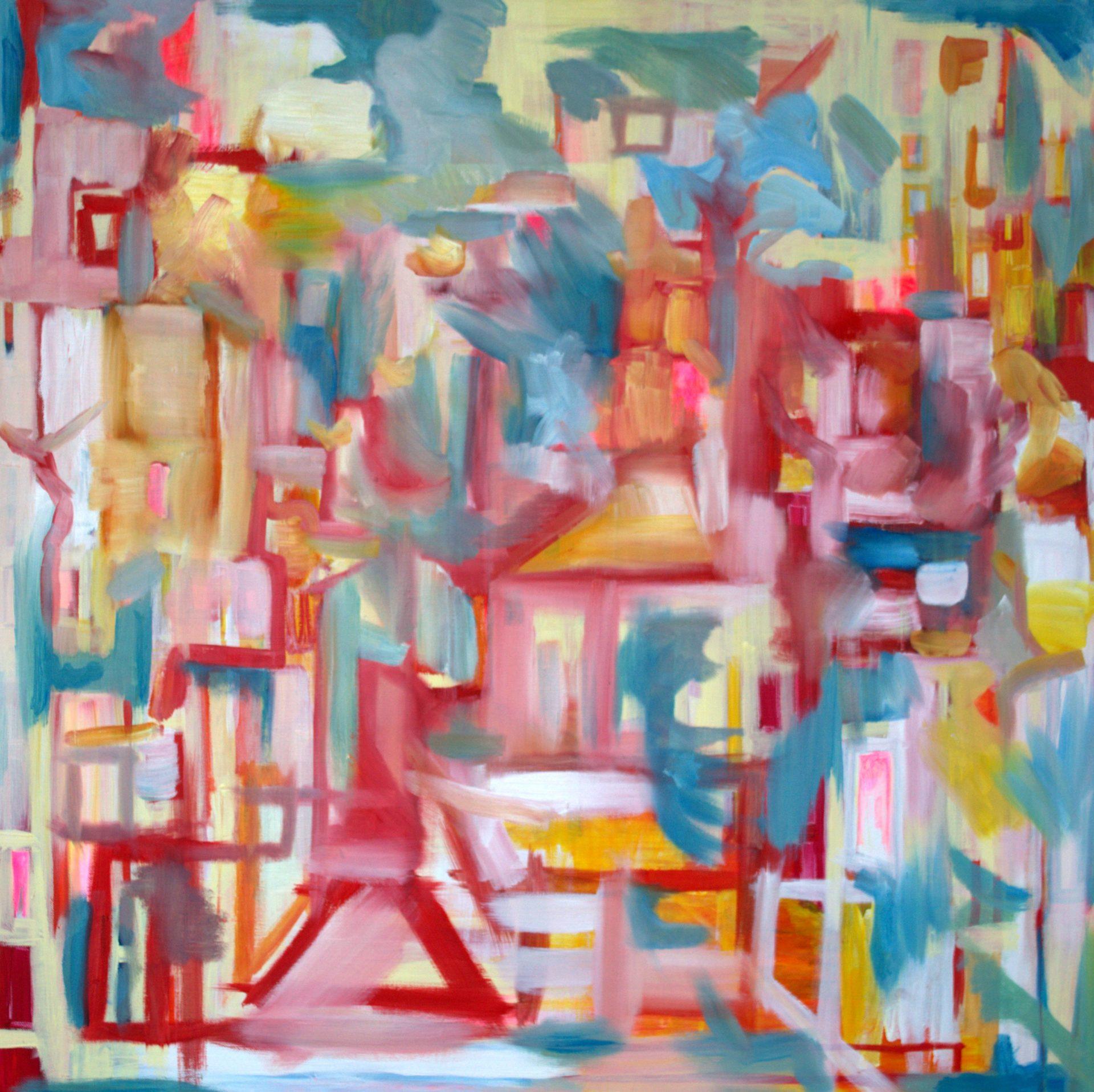 kunstenaar-utrecht-kunst-ltuziam-l-tuziasm-schilderij-art-artist-painting-urban-Jan Willem Campmans Party Camouflage