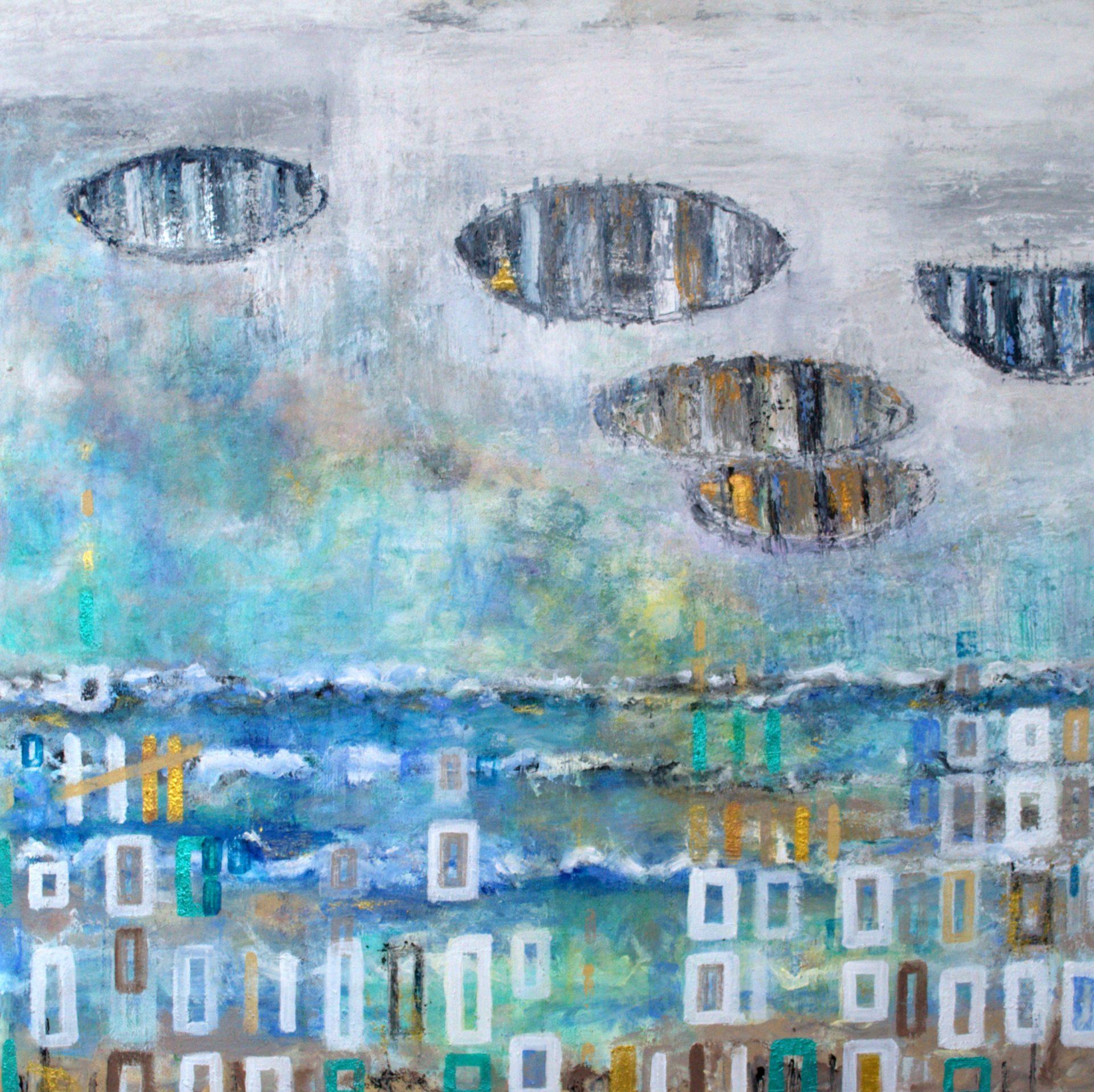 kunstenaar-utrecht-kunst-ltuziam-l-tuziasm-schilderij-art-artist-painting-urban-landscap Maja Boot Floathing Thoughts
