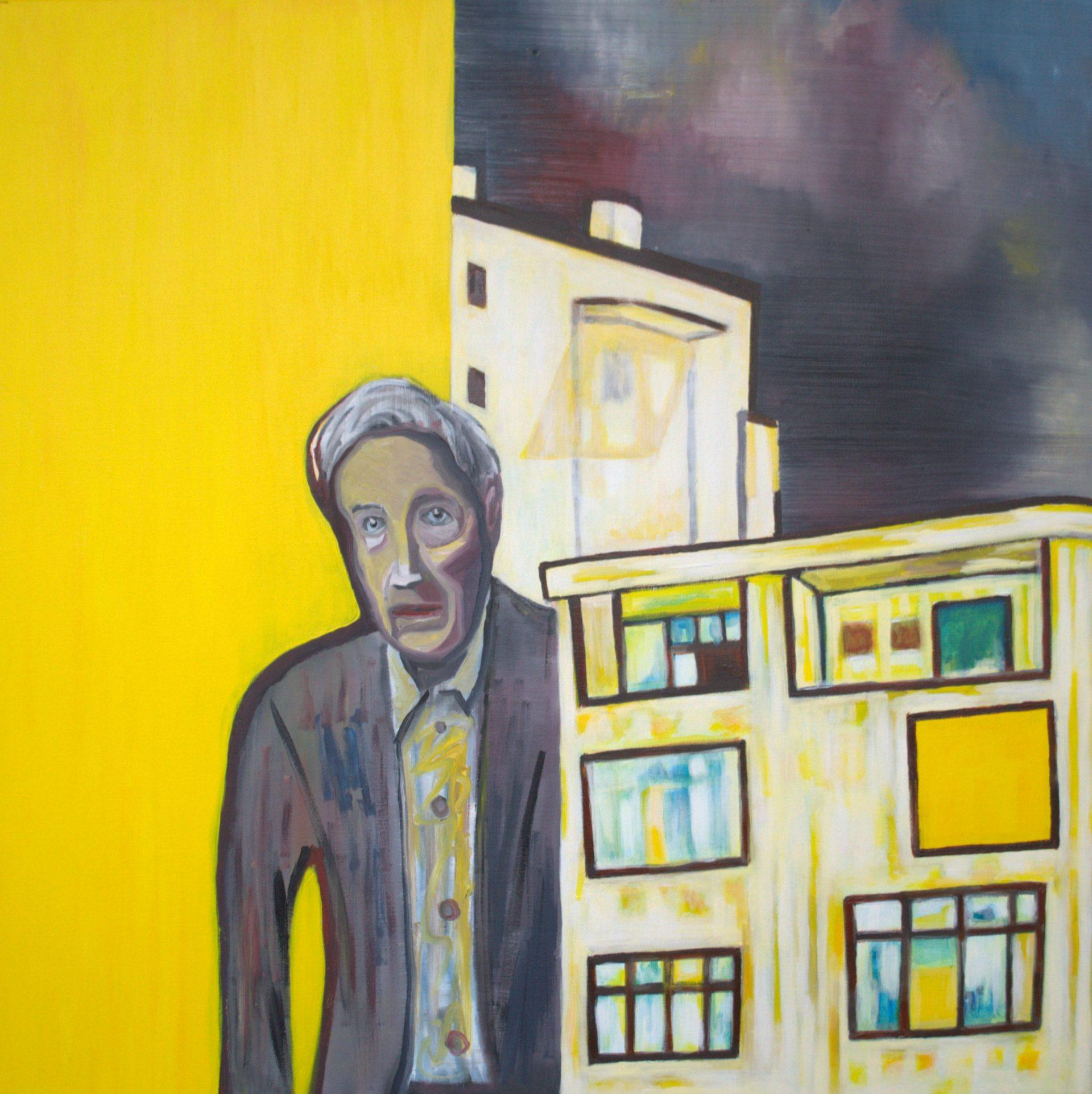 kunstenaar-utrecht-kunst-ltuziam-l-tuziasm-schilderij-art-artist-painting-urban-landscape-city- Bram Boomgaardt After