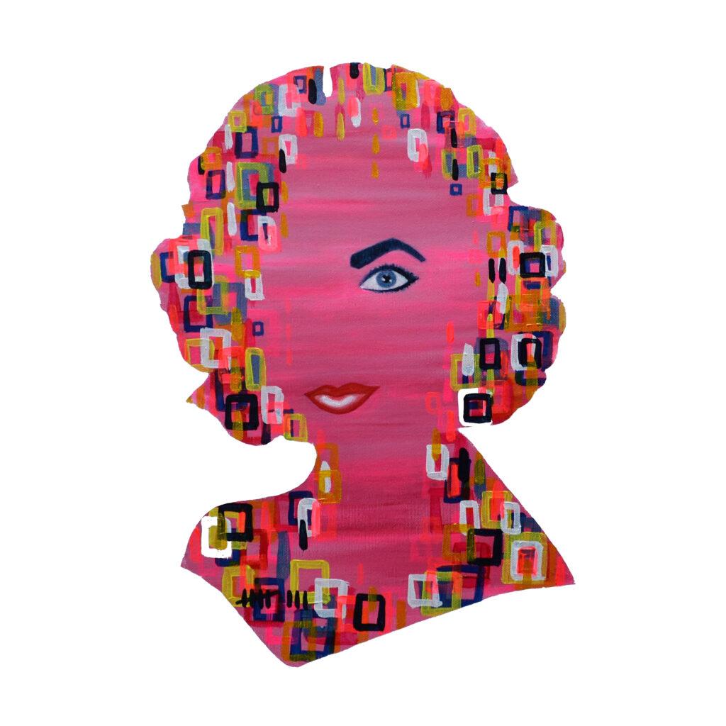 Elizabeth Taylor L-Tuziasm GO Gallery Amsterdam Giclee Fine art
